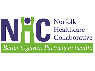 NHC Logo 2.jpg - Healthcare Collaborative Food Drive image